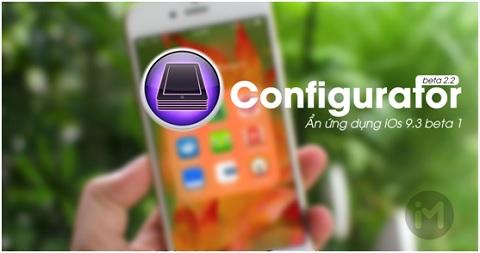 Cách gỡ app mặc định trên iPhone, iPad chạy iOS 9.3 beta