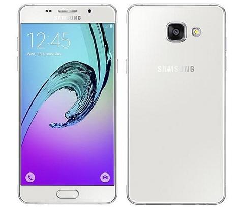 Galaxy A5 2016 sử dụng công nghệ màn hình SuperAmoled đem lại hình ảnh hiển  thị rực rỡ