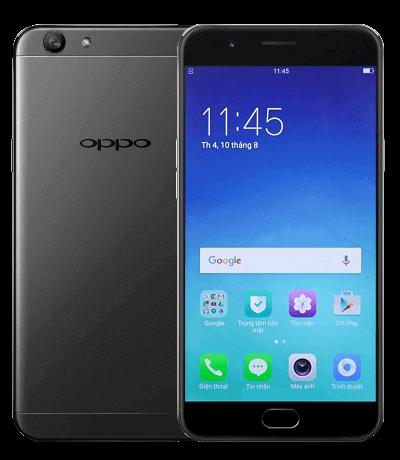 oppo-f1s-black