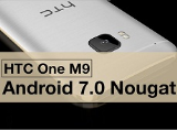 Android 7.0 cho HTC One M9 chính thức được phát hành