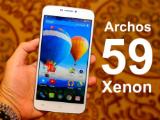 """Đánh giá Archos 59 Xenon: smartphone 3-4 triệu có màn hình """"khủng"""" nhất"""