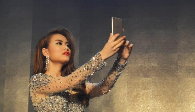 Vivo V5 - smartphone có camera trước 20 megapixel chuẩn bị lên kệ Viettel Store