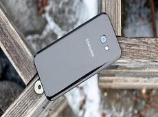 Galaxy A5 2017 giá rẻ vẫn sở hữu thiết kế sang trọng