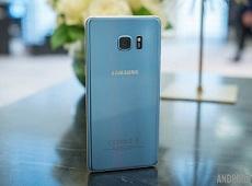 Galaxy S7 edge màu Blue Coral sẽ được ra mắt tại Singapore vào tháng sau