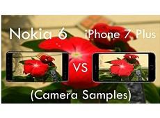 So sánh ảnh chụp của iPhone 7 Plus và Nokia 6