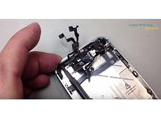 iPhone 4S hỏng phím nguồn sửa thế nào?