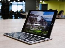 """Thiết bị """"hô biến"""" iPad thành laptop chạy Windows"""