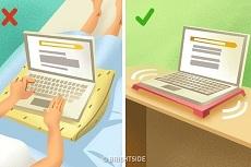 Một số cách sử dụng smartphone, laptop đúng cách có thể bạn chưa biết