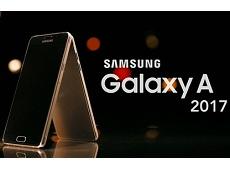 Galaxy A5 2017 lộ diện với chipset mới và thiết kế siêu đẹp