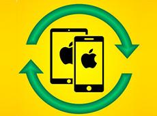 Chính sách đổi máy điện thoại iPhone, máy tính bảng iPad lỗi do nhà sản xuất