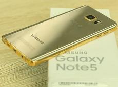 Hướng dẫn cách test nhanh Samsung Galaxy Note 5 khi mua cũ