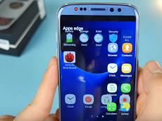 Phiên bản chính thức còn chưa ra mắt, Galaxy S8 Fake 1 đã hoành hành