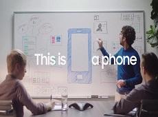Video quảng cáo Galaxy S8 của Samsung lan truyền nhanh hơn virus