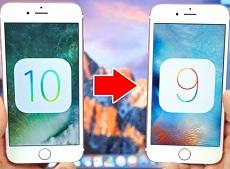 Apple ngừng cho phép hạ cấp iOS 10