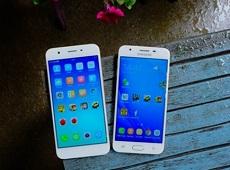 So sánh hiệu năng của Galaxy J5 Prime và Oppo A39 – Ngang tài ngang sức