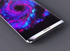 Hình ảnh Galaxy S8 bất ngờ lộ diện ở Việt Nam