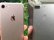 iPhone 7 và iPhone 7 Plus thi nhau lộ ảnh nóng