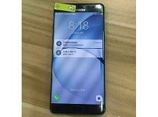 Xuất hiện hình ảnh mặt trước của Galaxy Note 7, hỗ trợ chống nước