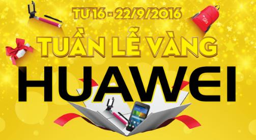 Tuần lễ vàng Huawei