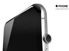 iPhone năm 2017 cải cách toàn diện với núm vặn Digital Crown
