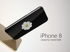 Rò rỉ iPhone 8 sở hữu bộ khung bằng thép không gỉ tương tự iPhone 4