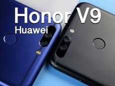 Honor V9, mẫu smartphone camera kép cao cấp nhất của Huawei trình làng