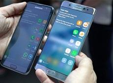 Nhiều người chọn Galaxy S7 Edge để thay thế Galaxy Note 7