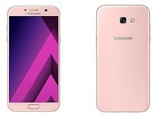 Galaxy A3 2017 - smartphone chống nước giá rẻ nhất của Samsung