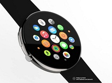 Smartwatch của Apple trong tương lai sẽ có màn hình tròn