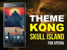 Phát cuồng với bộ theme Kong: Skull Island siêu chất