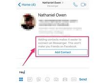 """Facebook bổ sung tính năng mới cho người dùng """"nghiện"""" chat chit"""