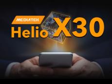 Ra mắt vi xử lý MediaTek Helio X30: