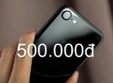 500.000đ là giá trị thực của cụm camera trên iPhone 7