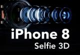 Công nghệ chụp ảnh 3D sẽ xuất hiện trên camera của iPhone 8
