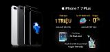 """Chúc mừng khách hàng trúng thưởng chương trình:"""" Đặt trước iPhone 7/ 7 plus"""""""