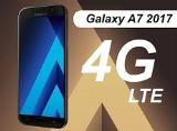 Galaxy A7 2017 có 4G không? có hỗ trợ nhiều chuẩn kết nối không?