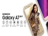 Samsung Galaxy A7 2017 có mấy màu đang được bán tại thị trường Việt Nam?