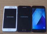 So sánh bộ 3 Galaxy A-Series ra mắt trong năm 2017 này