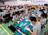Màn hình cong trong tương lai phần lớn sẽ do Samsung sản xuất?