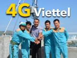 Hoàn thành 36.000 BTS trong 6 tháng, mạng 4G Viettel tự phá kỷ lục của chính mình