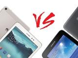 Đọ sức 2 mẫu máy tính bảng giá rẻ Galaxy Tab 3V và Huawei MediaPad T1 8.0
