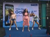 Ngày hội mở bán Galaxy A 2017 và giao lưu cùng ca sĩ Đông Nhi tại Viettel Store