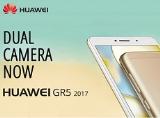 Ra mắt Huawei GR5 2017 - Chụp ảnh xóa phông không thua kém iPhone 7 Plus