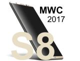 Samsung sẽ công bố ngày ra mắt Galaxy S8 tại hội nghị MWC 2017
