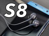 Lộ diện tai nghe AKG đi kèm Galaxy S8: thiết kế mới, trải nghiệm mới