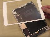 Hướng dẫn chi tiết cách thay mặt kính iPad Mini bị vỡ