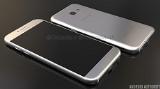 Samsung Galaxy A5 (2017) lộ hình ảnh và video có thiết kế khá giống với S7