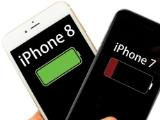 Thời lượng pin iPhone 8 sẽ cho các thế hệ iPhone trước hít khói