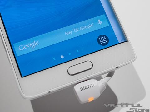 Samsung Galaxy Note Edge – Chiếc điện thoại với màn hình cong độc đáo