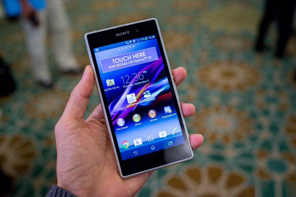 [Đánh giá] Sony Xperia Z1: Cấu hình khỏe, camera khủng